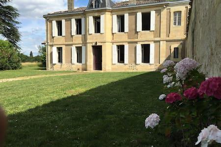 Château Sorbède - Montussan