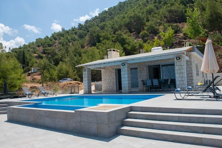Paradise BlueVilla,20%off,Sea&Mountain Views,Beach