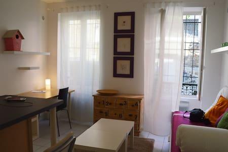 Studio 22 m2 Montreuil limite Paris - Montreuil