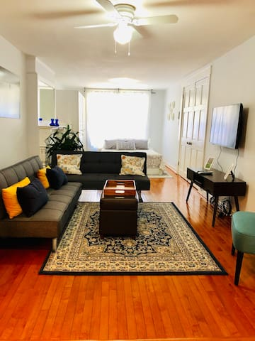 Beautiful Brooklyn Studio With Garden Close to Nyc