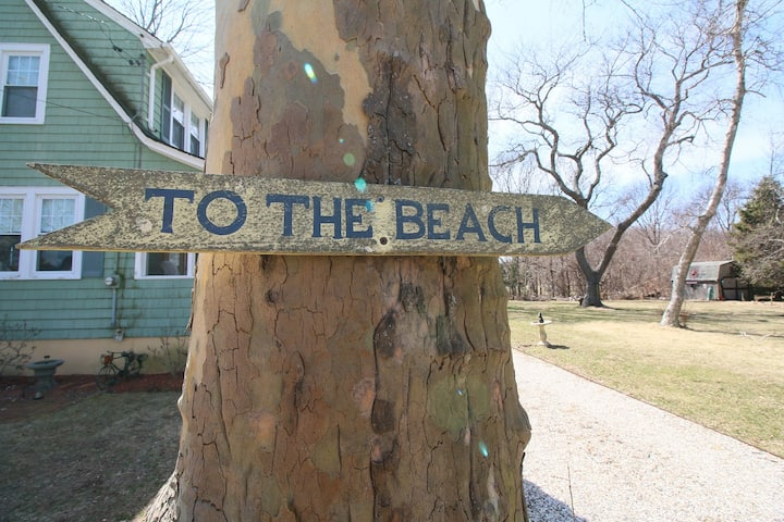 The Greenport Cove Beach Getaway