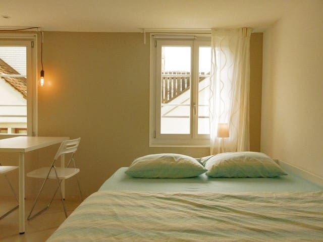Studio - city centre of St.Gallen - Sankt Gallen - Appartement