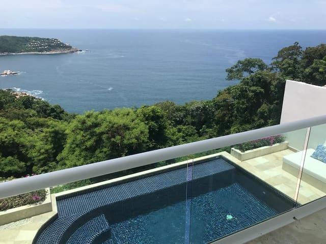 Vista hermosa  (Villa para Exigentes)