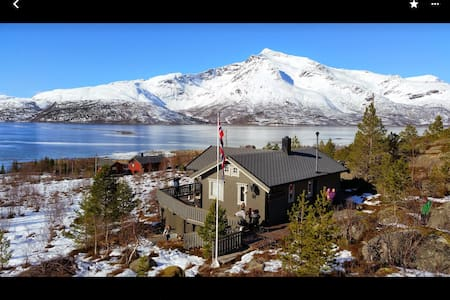 Fantastisk beliggenhet på Tjeldøya