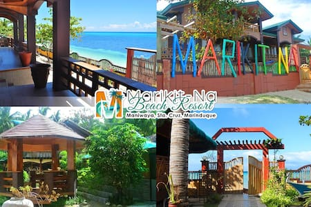 Beach Villa Suite- MARIKIT-NA Beach Resort - Bed & Breakfast