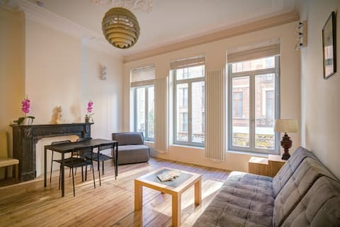Bright Stone Lodge Apartment Central Antwerp S1