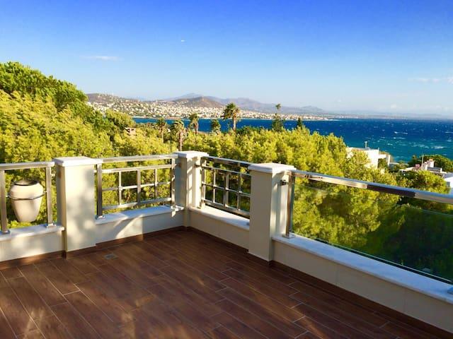 Villa Athens Seaview
