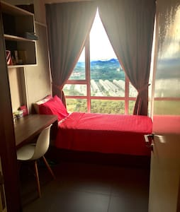 Private rooms @ Garden Plaza Towers - 賽柏再也(Cyberjaya) - 公寓