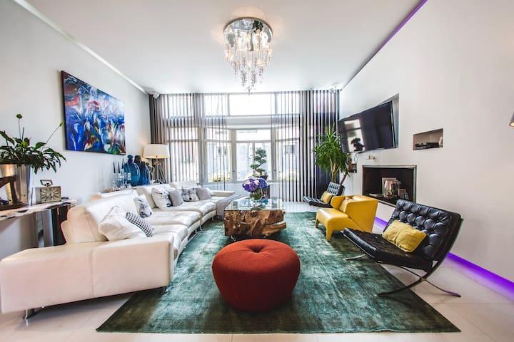 Appartement luxueux Avenue Foch