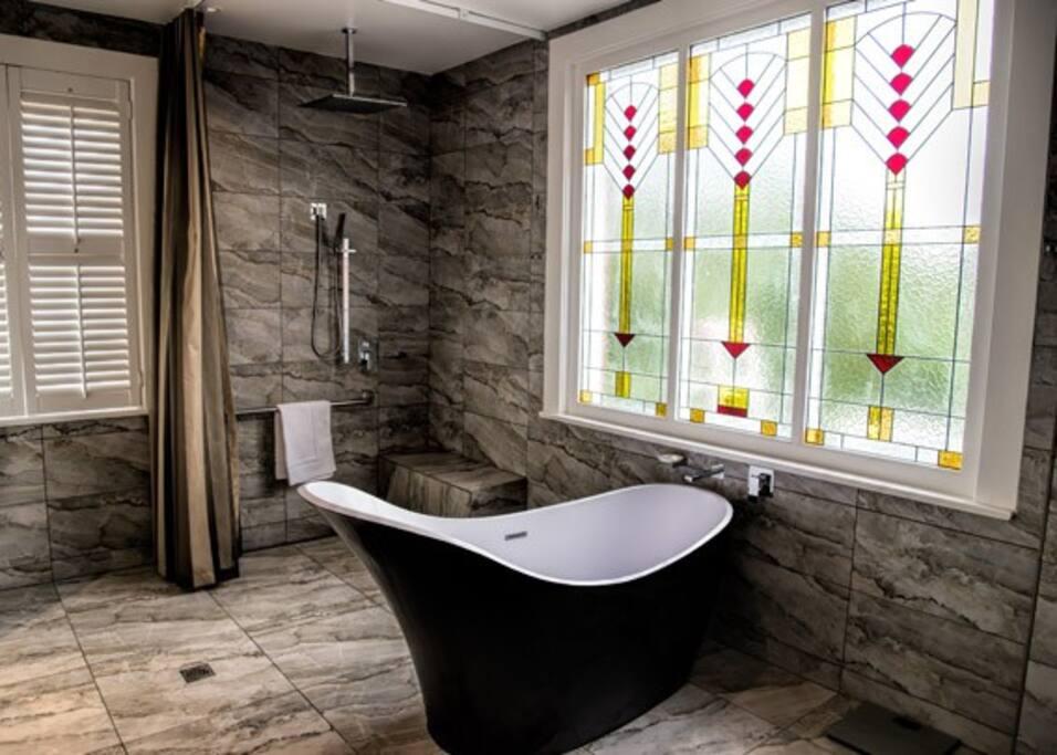 North Suite Bathroom