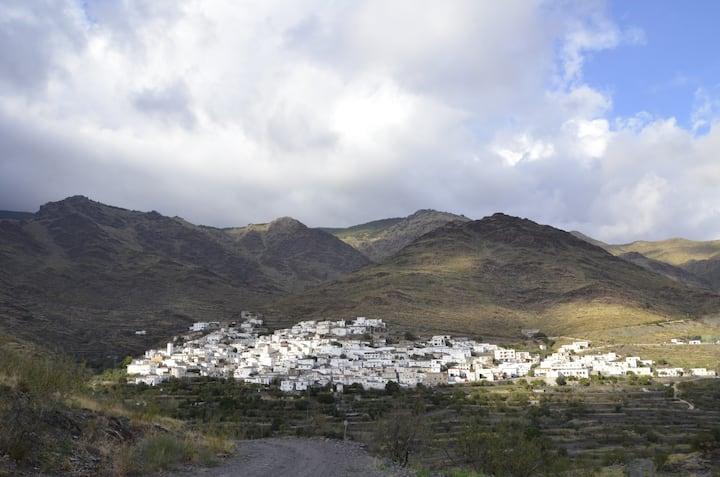 Maison  avec patio en  Espagne  andalousie Almeria