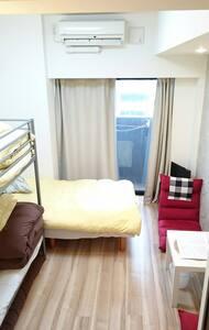 ①903 TOKYO sta. JR10min 4ppl. FREE+POCKET WIFI 7GB - Sumida-ku