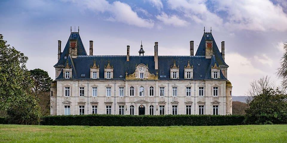 Château de Tressé Rest & Forest & Spa