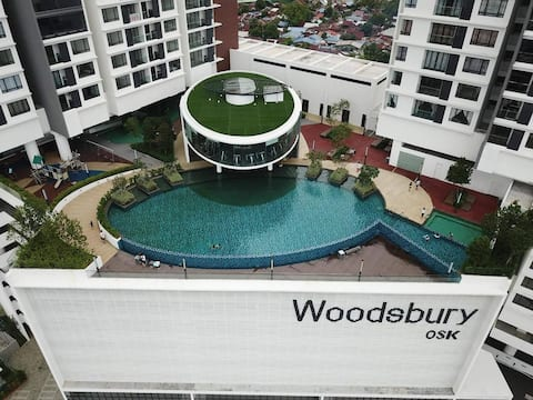Woodsbury Suites (Homey) 7722 @ 休闲民宿