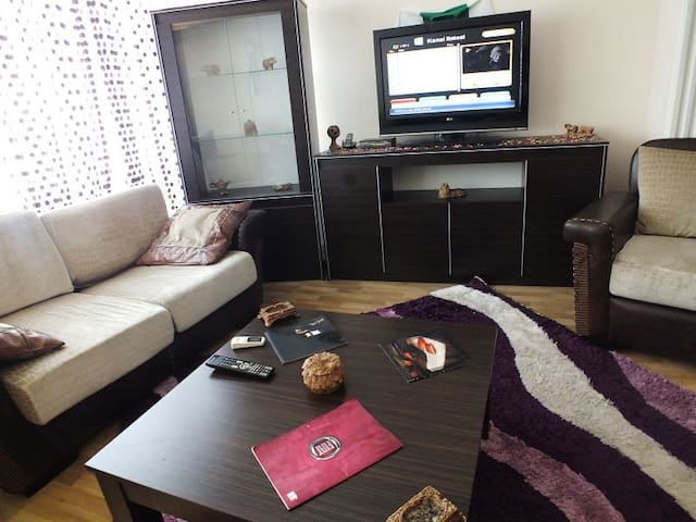 SWEET HOME IN UNIVERSITY AREA...! - Antalya - Apartmen