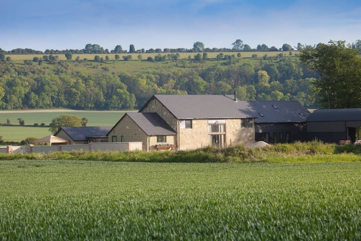 Luxury 5* Holiday Lodge in Private Rural Setting