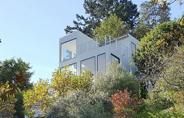 Breathtaking Retreat in Heart of Silicon Valley - Portola Valley - Villa