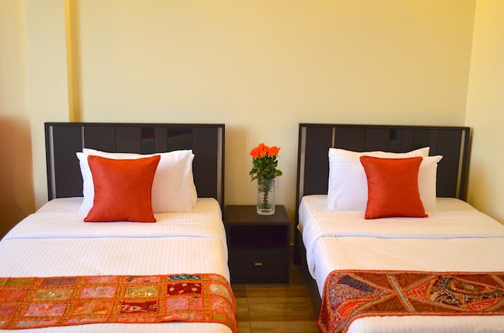 Gigiri Express Twin Room With AC