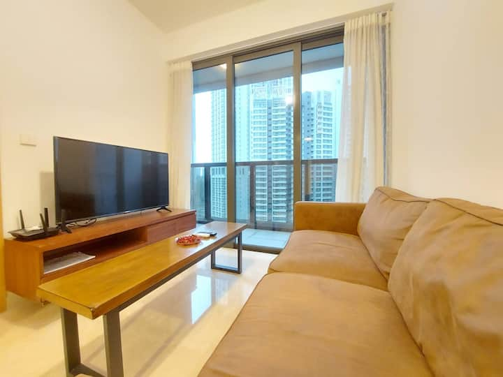 1BR Entire Apt [C] ★ 2mins walk to Queenstown MRT