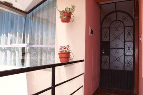 CHARMING  MINI APARTMENT, near to the airport.