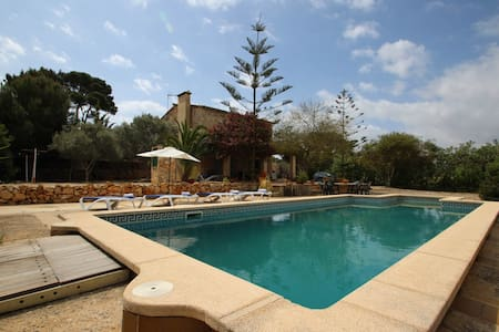 Finca Isabel-Swimming pool-Wifi - Son Servera - Villa