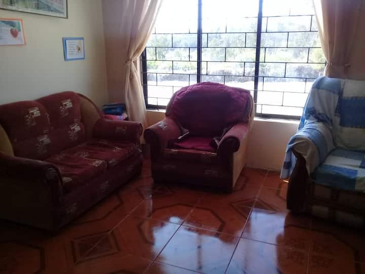 Cotacachi - Casa Cuicocha 1