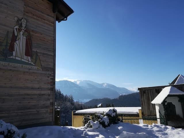 Ferien am Bischofsberg, traumhafte Aussicht TOP 70