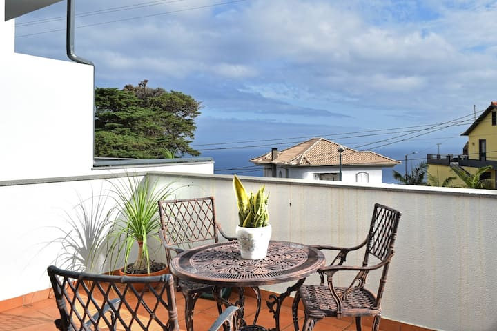 Moinho Valente, a Home in Madeira