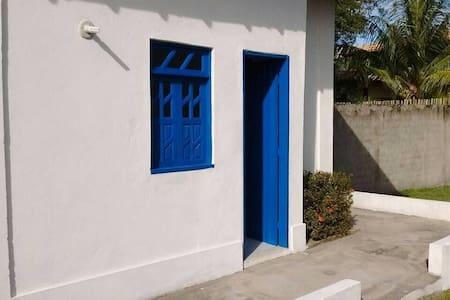 Além do Horizonte - Suite azul - Barra Grande