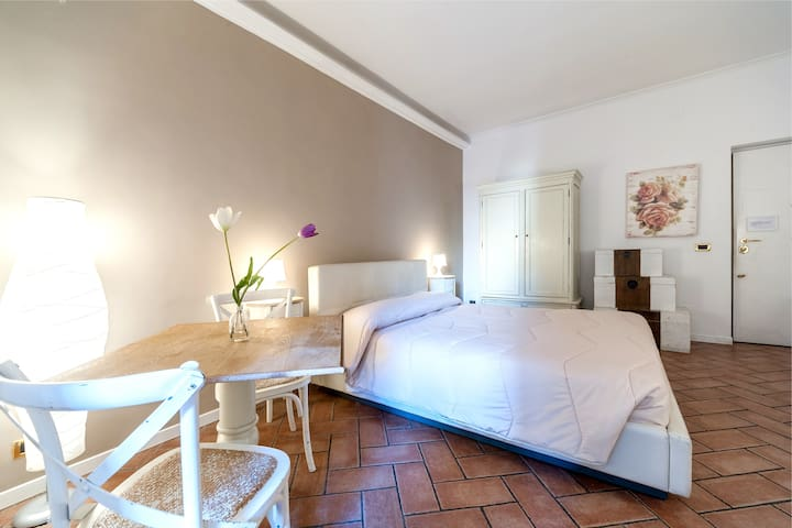Beautiful suite near Spanish Steps! (Netflix)