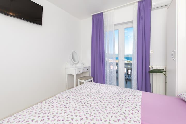 Room Vido, sea view