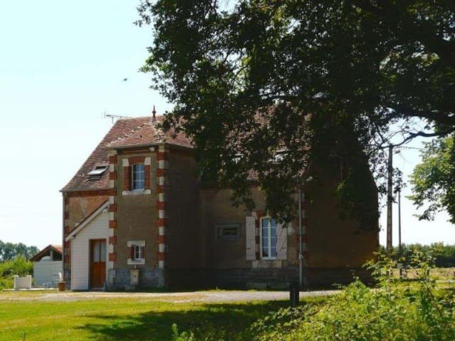 Maison de campagne 175m2 proche du pal houses for rent - Maison de campagne perche ...