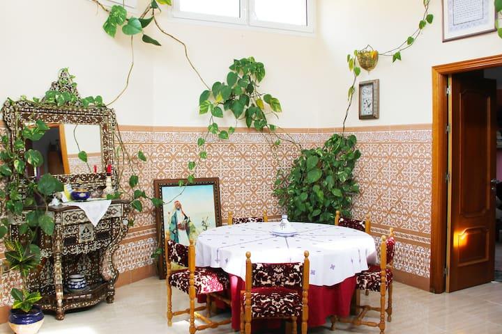 Double room in arabic environment - Benajarafe - 別墅