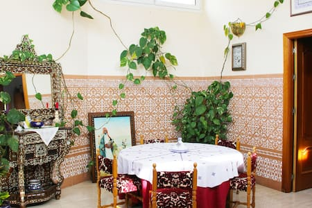 Double room in arabic environment - Benajarafe - Villa