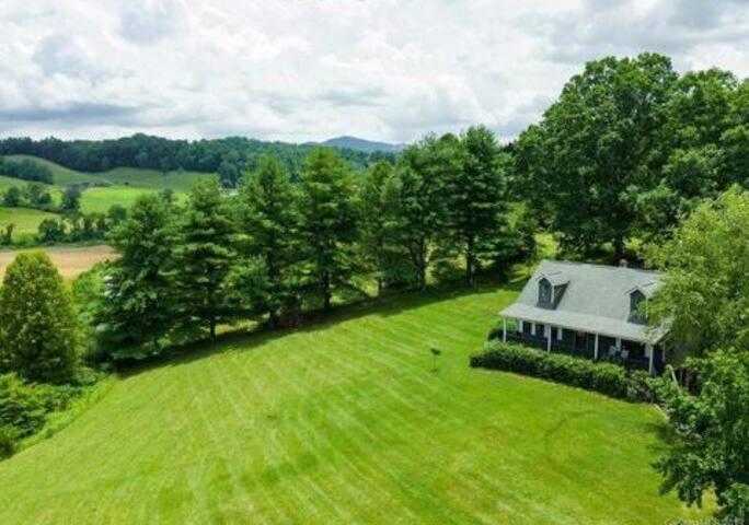 Asheville Countryside Home