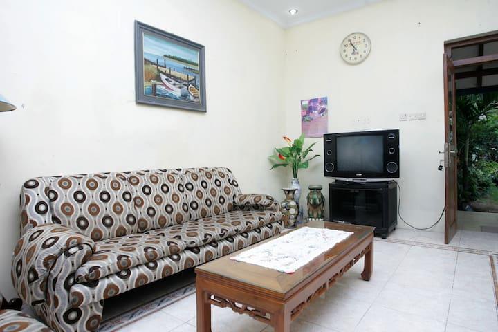 Budget Room on Sabana Homestay