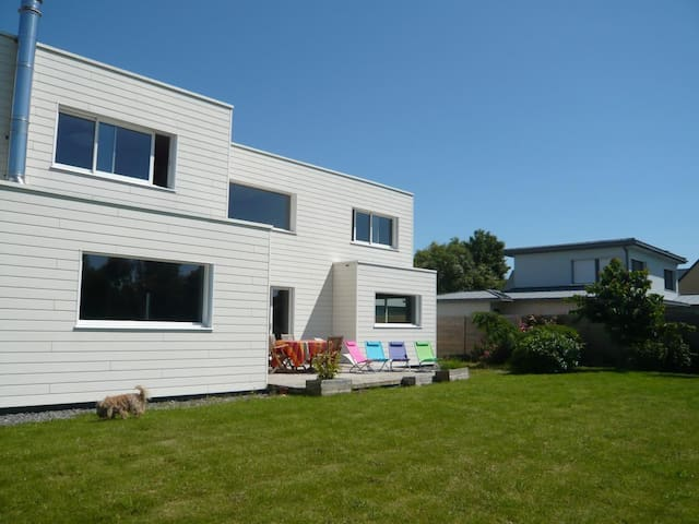 Maison d'architecte - Bord de mer - Gouville-sur-Mer - Dom