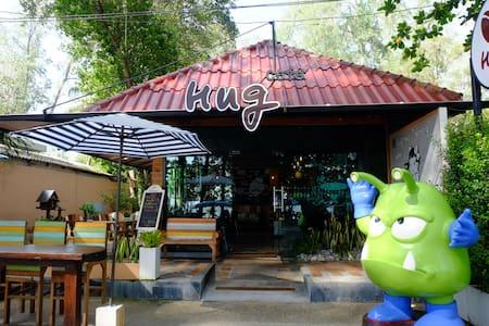 hug  sea  1  for hug  cafe - Dům