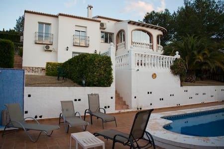 Villa 4 chambres 3 salles de bains - Jávea