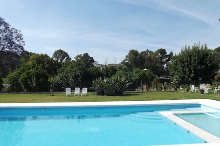 Villa, huge pool, gardens,badminton - Autre
