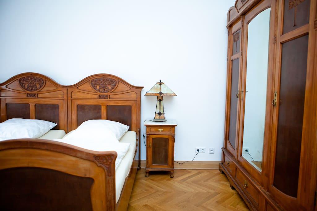 Luxury apartment at Prinzregentenpl