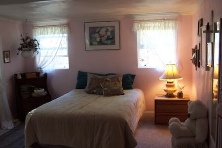 Ranch Stay in Country Master Suite - Winters