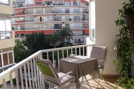 Central studio close to the beach - Fuengirola