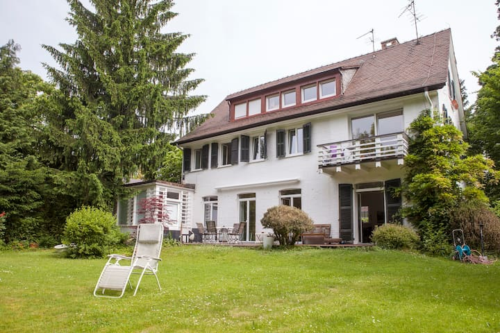 Excellent, quiet and very central - Freiburg - Apartment