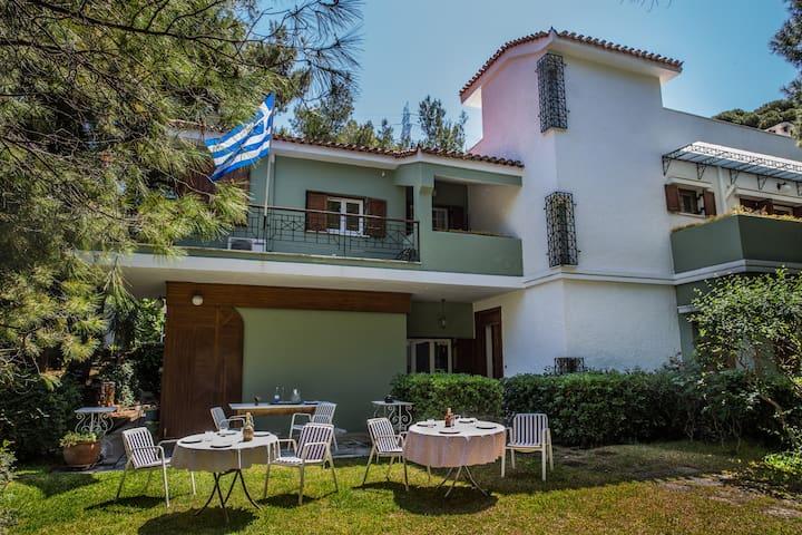 LUXURIOUS HOUSE IN PENTELI (20 min/ Airport)