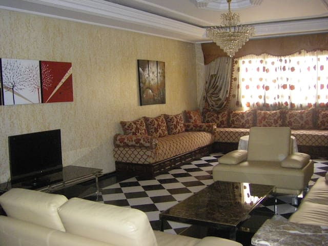 Fabulous flat in heart of Tangier - Tangier
