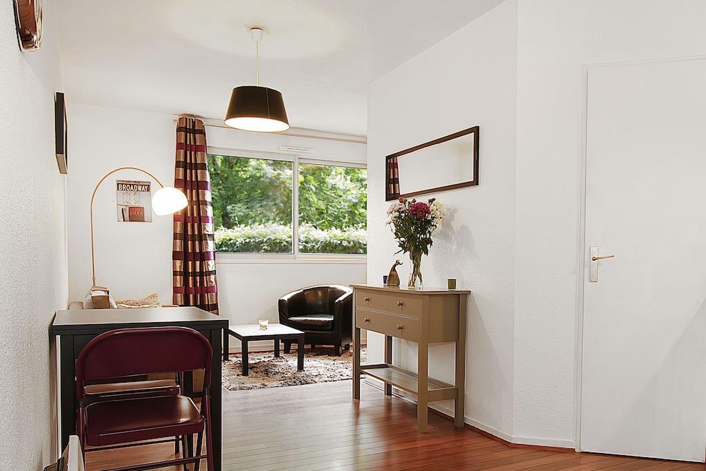 gd studio toulouse canal du midi appartements en r sidence louer toulouse midi pyr n es. Black Bedroom Furniture Sets. Home Design Ideas