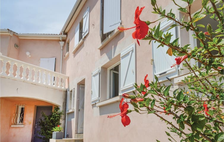 Holiday apartment with 1 bedroom on 26m² in Bastia/ Pietrabugno