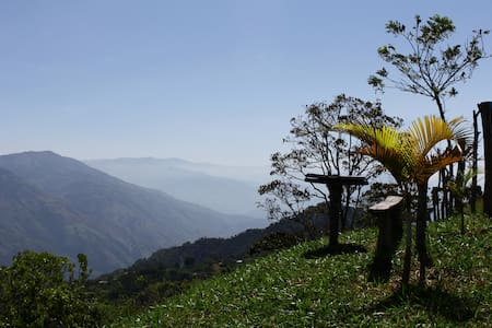 Beautiful Coffee Farm with Spectacular Views - Antioquia - Haus