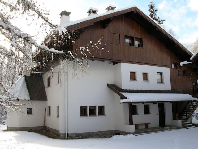 Casa Angelini  - Vacanze nelle Dolomiti - Zoldo - Mareson-pecol - Haus